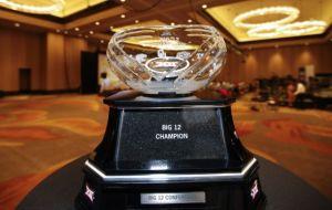 Big XII Trophy