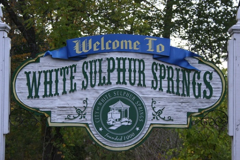 Welcome to White Sulphur Sprnigs