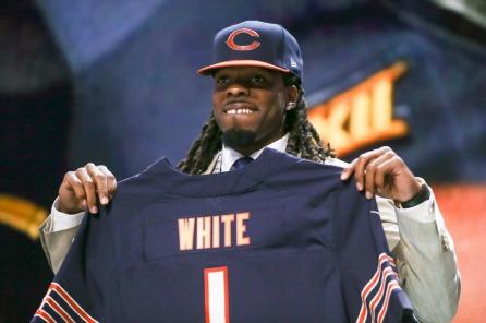 Kevin White NFL Draft