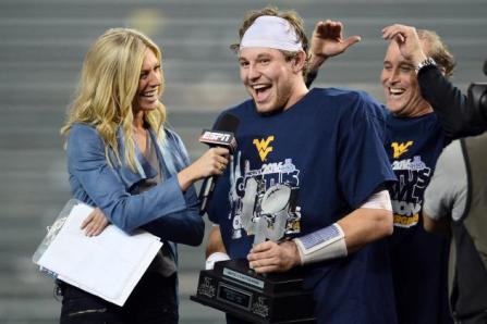 Skyler Howard Cactus Bowl MVP