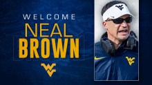 Welcoming WVU HC Neal 'Motown' Brown